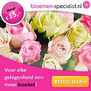 Bloemen-specialist