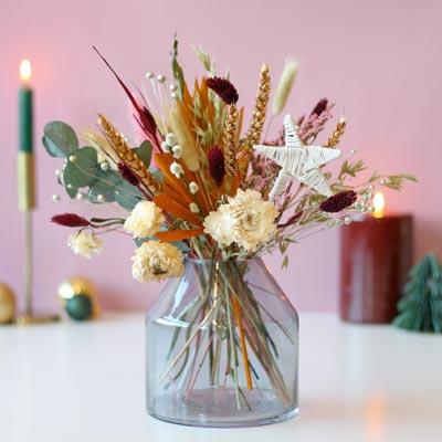 Brievenbusbloemen - BloomPosy Kerst