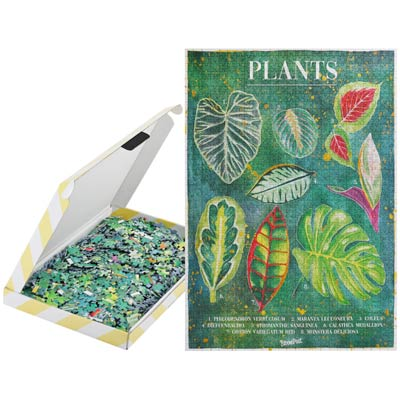 Brievenbus Plantenpuzzel 1.000 Stukjes