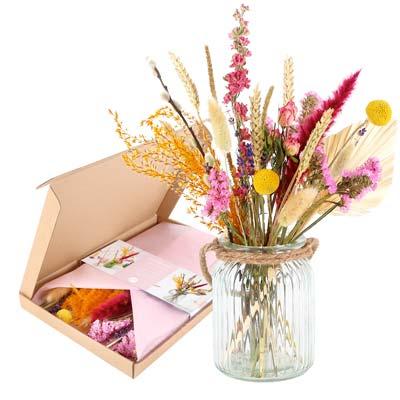 Brievenbusbloemen - Bloomposy Droogbloemen