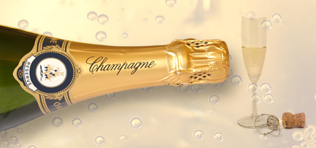 Champagnepost - Stuur een fles champagne