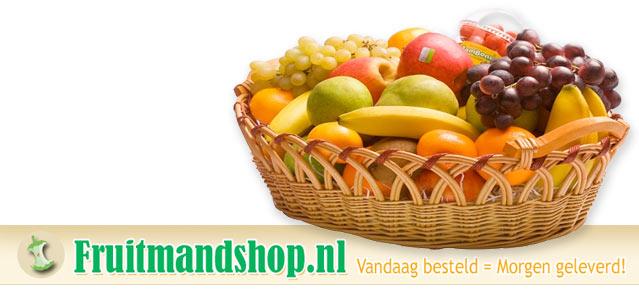 Fruitmandshop - Bestel een fruitmand