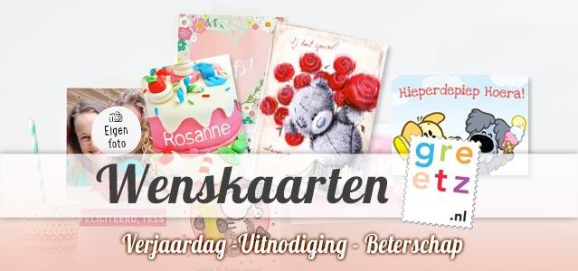 Greetz Wenskaarten