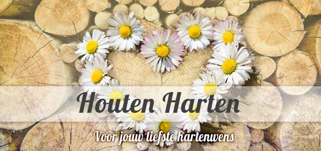 Houten Hartenwens