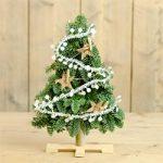 Kerstboom door de Brievenbus