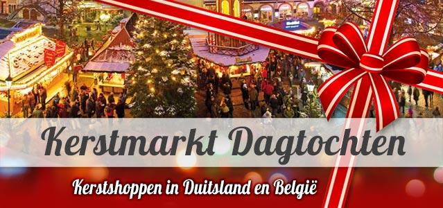 Kerstmarkt in Düsseldorf, Keulen en Antwerpen