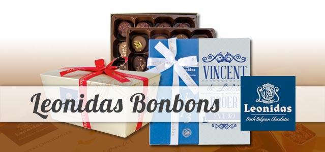 Leonidas - Handgemaakte Belgische Bonbons