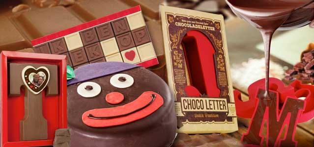 Persoonlijke Chocoladecadeaus