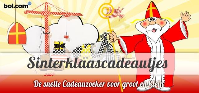 Sinterklaascadeaus bij bol.com